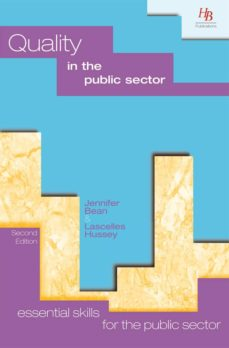 quality in the public sector (ebook)-jennifer bean-lascelles hussey-9781899448746