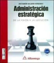 Titantitan.mx Administracion Estrategica: De La Vision A La Ejecucion Image