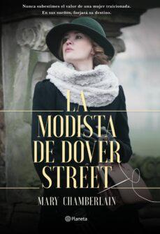 (pe) la modista de dover street-mary chamberlain-9788408152446