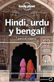 hindi, urdu y bengalí para el viajero (2ª ed.) (lonely planet)-9788408176046