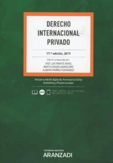 Inmaswan.es Derecho Internacional Privado (17ª Ed.) Image