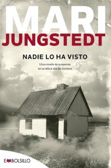 nadie lo ha visto (saga anders knutas 1)-mari jungstedt-9788415140146