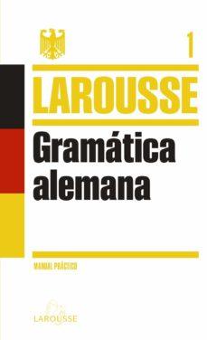 gramatica alemana larousse-9788415411246