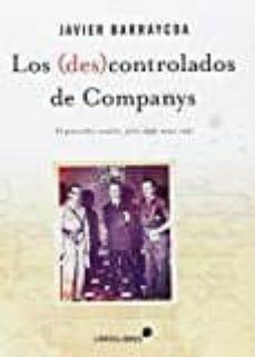 Descargar LOS CONTROLADOS DE COMPANYS gratis pdf - leer online