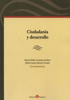 CIUDADANIA Y DESARROLLO - MARIA BELEN CARDONA RUBERT | Triangledh.org