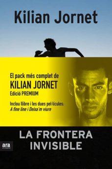 la frontera invisible (2dvd) (catalan)-kilian jornet-9788416154746