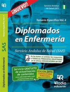 Permacultivo.es Diplomados En Enfermeria Del Sas: Temario Especifico. Volumen 4 Image