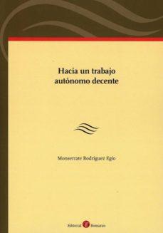 Javiercoterillo.es Hacia Un Trabajo Autonomo Decente. Image