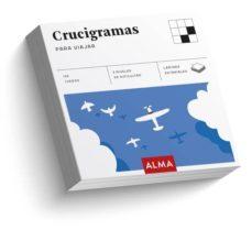 Debatecd.mx Crucigramas Para Viajar (Cuadrados De Diversión) Image