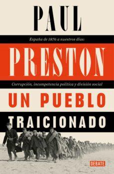 Javiercoterillo.es Un Pueblo Traicionado Image