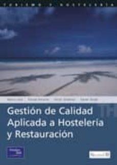 Emprende2020.es Gestion De Calidad Aplicada A Hosteleria Y Restauracion Image