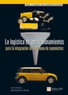 Ojpa.es La Logistica De Aprovisionamientos Para La Integracion De La Cade Na De Suministros Image