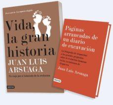 Descarga gratuita de libros electrónicos txt file PACK TC VIDA, LA GRAN HISTORIA in Spanish MOBI 9788423356546 de JUAN LUIS ARSUAGA