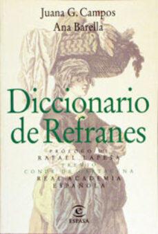 Curiouscongress.es Diccionario De Refranes (3ª Ed.) Image