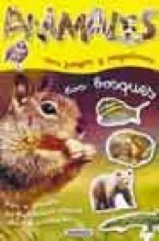 Encuentroelemadrid.es Animales Con Juegos Y Pegatinas (4 Titulos) Image