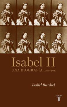 isabel ii (ebook)-isabel burdiel-9788430616046