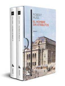 Real libro pdf descarga gratuita EL HOMBRE SIN ATRIBUTOS (Literatura española) iBook MOBI