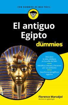 el antiguo egipto para dummies (ebook)-florence maruejol-9788432905346