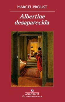 Libro para descargar en el kindle ALBERTINE DESAPARECIDA 9788433976246 de MARCEL PROUST (Spanish Edition) FB2 ePub