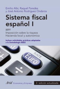 Inmaswan.es Sistema Fiscal Español I (3ª Ed Actualizada) Image