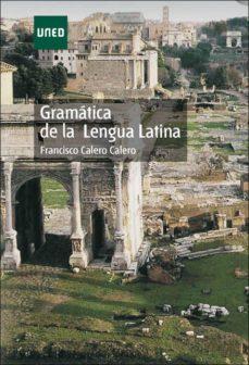 Descargar GRAMATICA DE LA LENGUA LATINA gratis pdf - leer online