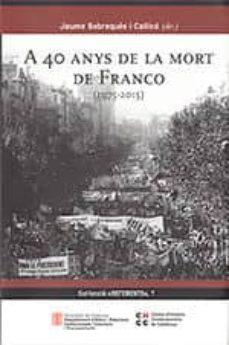 Bressoamisuradi.it A 40 Anys De La Mort De Franco (1975-2015) Image