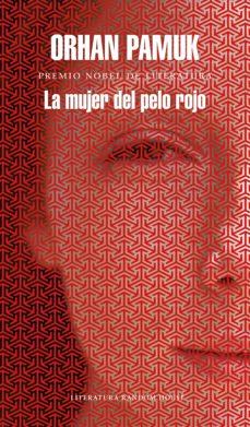 la mujer del pelo rojo (ebook)-orhan pamuk-9788439734246