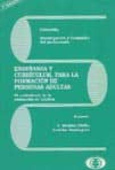 Inmaswan.es Enseñanza Y Curriculum Para La Formacion De Personas Adultas: El Profesional De La Educacion De Adultos Image