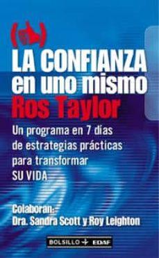 la confianza en uno mismo-ros taylor-9788441409446
