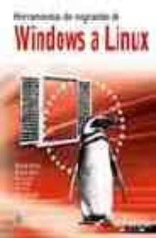 herramientas de migracion de windows a linux (incluye cd-rom)-david allen-9788441518346