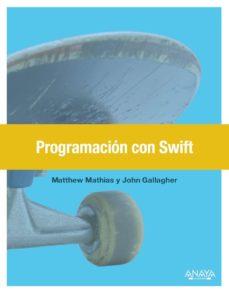 programacion con swift-matthew mathias-john gallagher-9788441538146