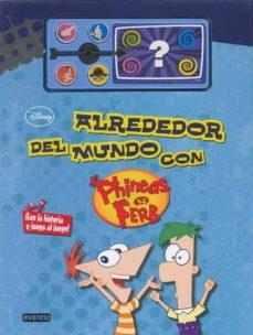 Inmaswan.es Alrededor Del Mundo Con Phineas Y Ferb: Lee Y Juega Image