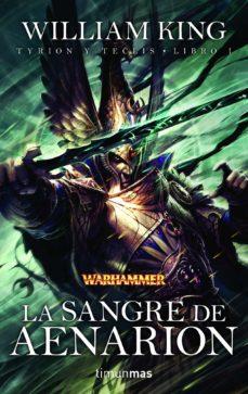 Inmaswan.es La Sangre De Aenarion (Warhammer - Tyrion Y Teclis Nº 1) Image