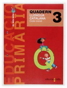 Inmaswan.es Projecte El Meu Mon 3: Cuadern Llengua Catalana 1 E.p. Image