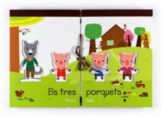 Viamistica.es Els Tres Porquets -Desplegable- Image