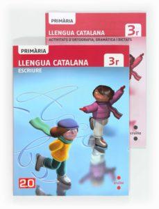Padella.mx Llengua Catalana Escriure Connecta 2.0 2012 3º Primaria Image