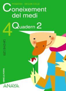 Inmaswan.es Coneixement Del Medi 4. Quadern 2.illes Balears Catalán Image