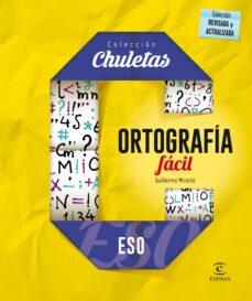Followusmedia.es Ortografía Fácil Para La Eso (Chuletas 2016) Image