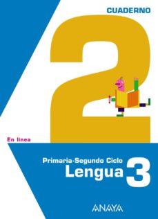 Inmaswan.es Lengua 3. Cuaderno 2. Image