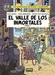 Descargar y leer BLAKE Y MORTIMER 25: EL VALLE DE LOS INMORTALES TOMO 1 gratis pdf online 1