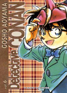 Inmaswan.es Detective Conan Nº 6 (Nueva Edicion) Image