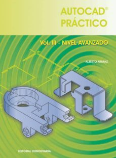Chapultepecuno.mx Autocad Practico Volumen Iii. Nivel Avanzado Image