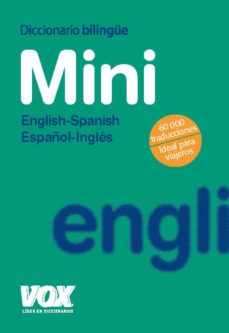Srazceskychbohemu.cz Diccionario Vox Mini English-spanish / Español-ingles Image
