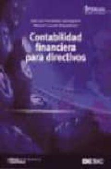 Bressoamisuradi.it Contabilidad Financiera Para Directivos (5ª Ed.) Image