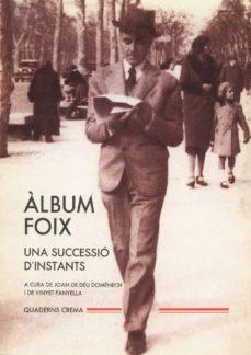 Inmaswan.es Album Foix: Una Successio D Instants Image