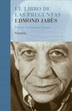 el libro de las preguntas-edmond jabes-9788478449446