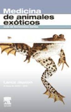 Descargando audiolibros en el nook MEDICINA DE ANIMALES EXOTICOS  de L. JEPSON 9788480867146