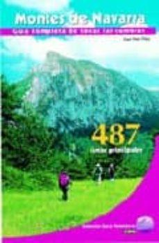 montes de navarra. guia completa de todas las cumbres. 487 cimas principales-juan mari feliu-9788482162546