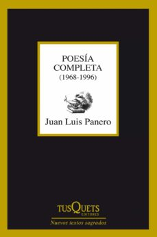 poesia completa (1968-1996)-juan luis panero-9788483105146