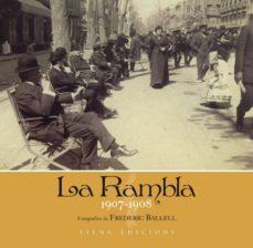 Ojpa.es A Rambla 1907-1908: Fotografies De Frederic Ballell Image